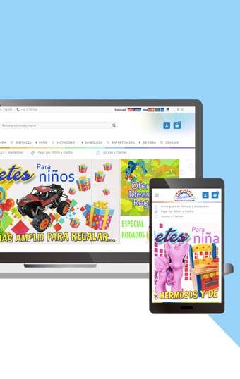 pagina web temuco marketing arcoiris